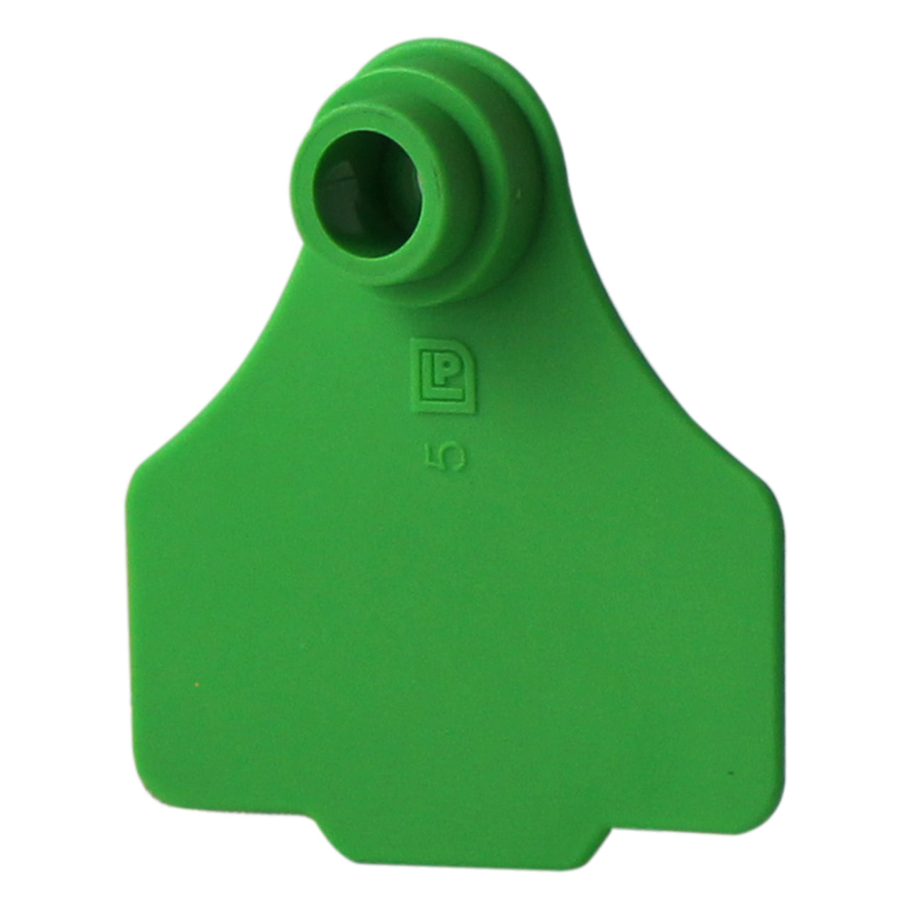 Medium 2Pc Green - 25S - Green - Ear Tags Leader Products - Canada