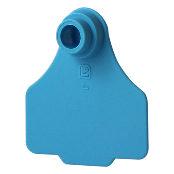 Medium 2Pc Blue - 25S - Ear Tags Leader Products - Canada