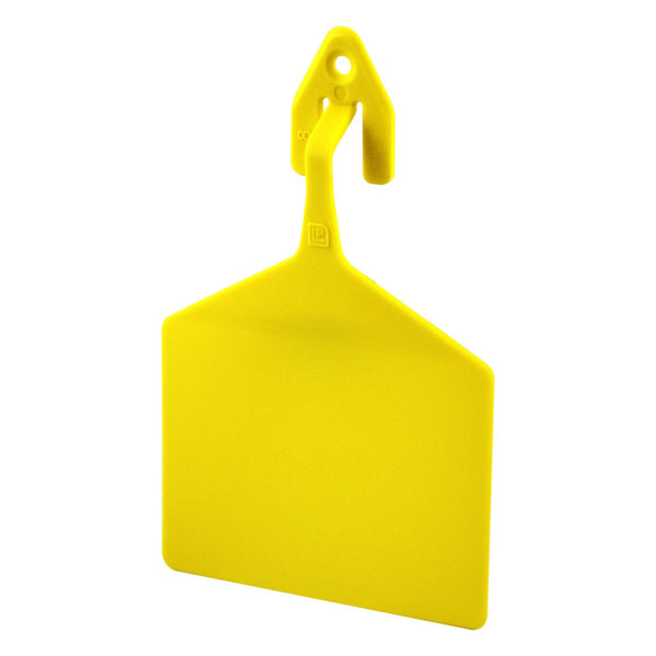 Leader Feedlot Tags Yellow 100S - Ear Tags Leader Products - Canada