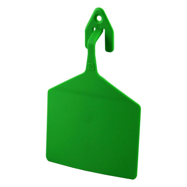 Leader Feedlot 1-1000 (Green) - Ear Tags Leader Products - Canada
