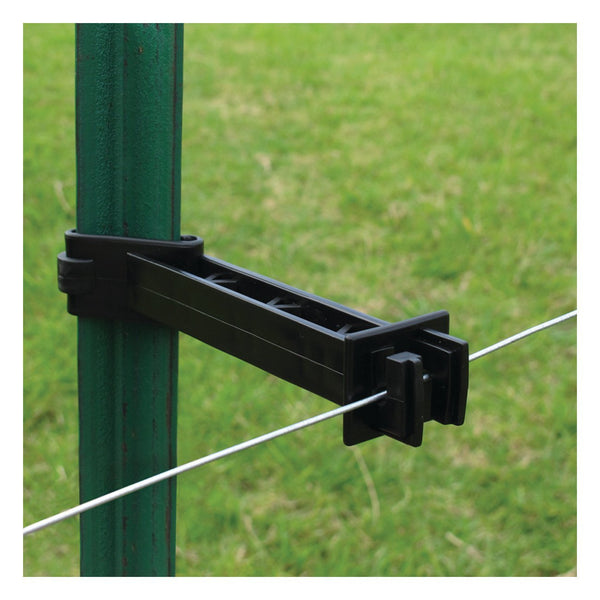 Patriot Backside T-Post Extender - 5 (Black) - Fencing Patriot - Canada