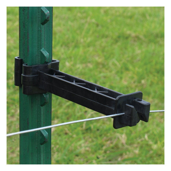 Patriot 5 Wrap Around T-Post Extender (Black) - Fencing Patriot - Canada