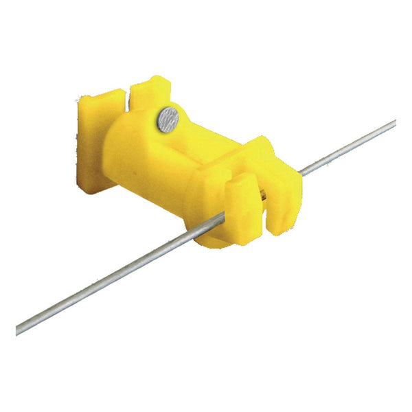 Patriot Wood Post 2 Slant W/ Nails Yellow (25 Pack) - Fencing Patriot - Canada