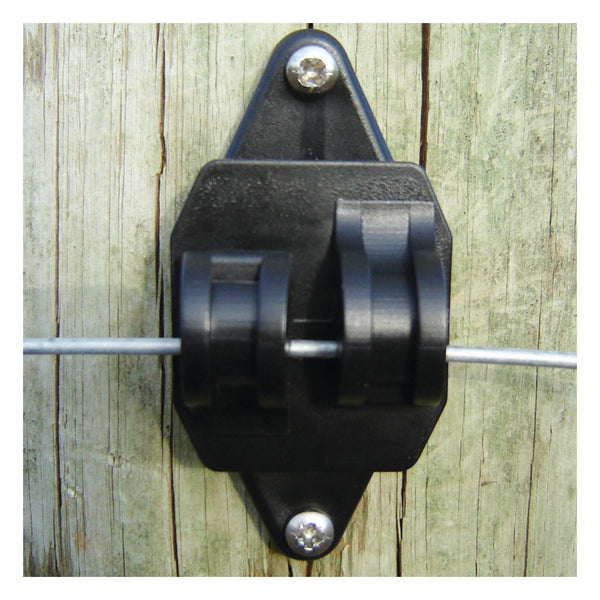 Patriot Wood Post Claw - Black (25 Pack) - Fencing Patriot - Canada