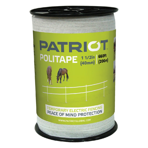Patriot 1 1/2 Politape - 660 - Fencing Patriot - Canada