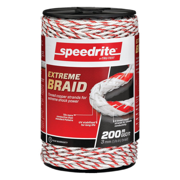 Speedrite Extreme Braid 660 - Fencing Speedrite - Canada