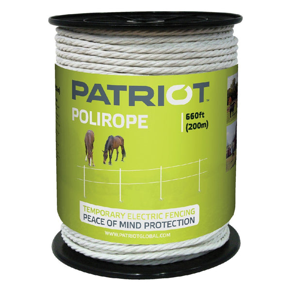 Patriot Polirope - 660 - Fencing Patriot - Canada