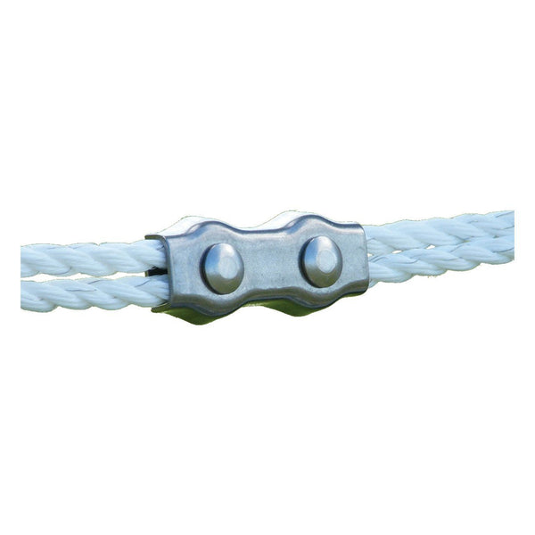 Patriot rope/braid clamp (3 pack)