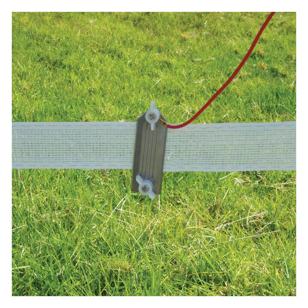 Patriot Wide Tape To Energizer Connector - Fencing Patriot - Canada