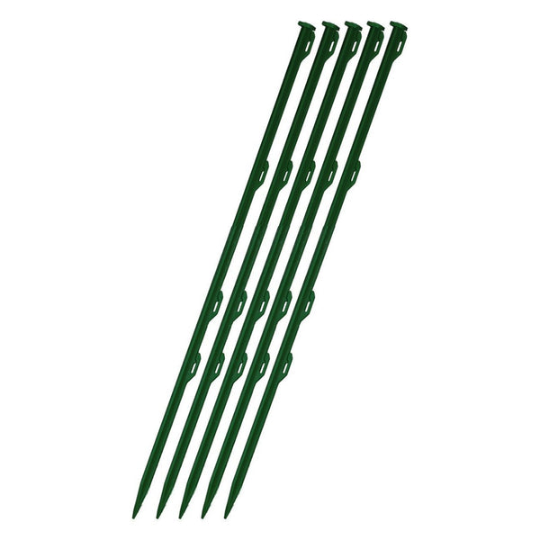 Patriot 28 1/2 Pet And Garden Post Green 5 Pack - Fencing Patriot - Canada
