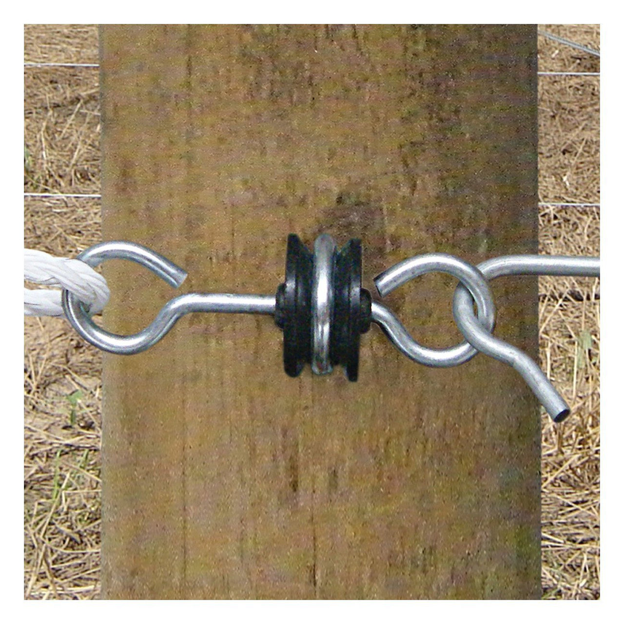 Patriot Wood Post Gate Anchor (2 Pack) - Fencing Patriot - Canada