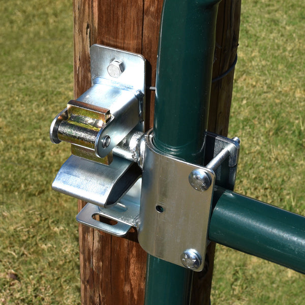 Patriot One-Way Lockable Gate Latch - Fencing Patriot - Canada
