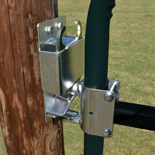 Patriot Two-Way Lockable Gate Latch (Large) - Fencing Patriot - Canada