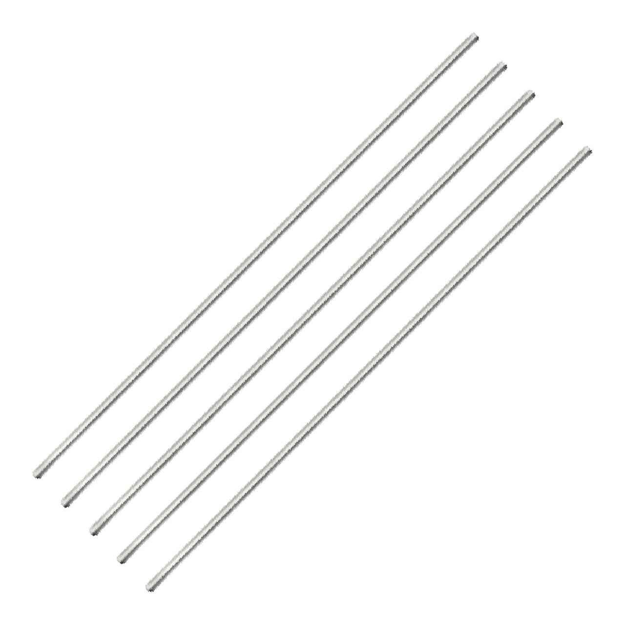 "Galvanized ground rod 5/8""x6' (5 pack)"