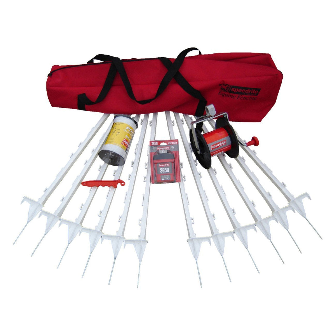 Speedrite Equine Corral Kit - Fencing Speedrite - Canada