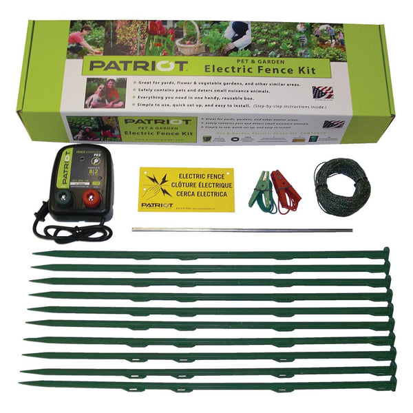 Patriot Garden Kit - Fencing Patriot - Canada