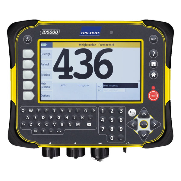 Tru-Test ID5000 scale indicator (bluetooth)
