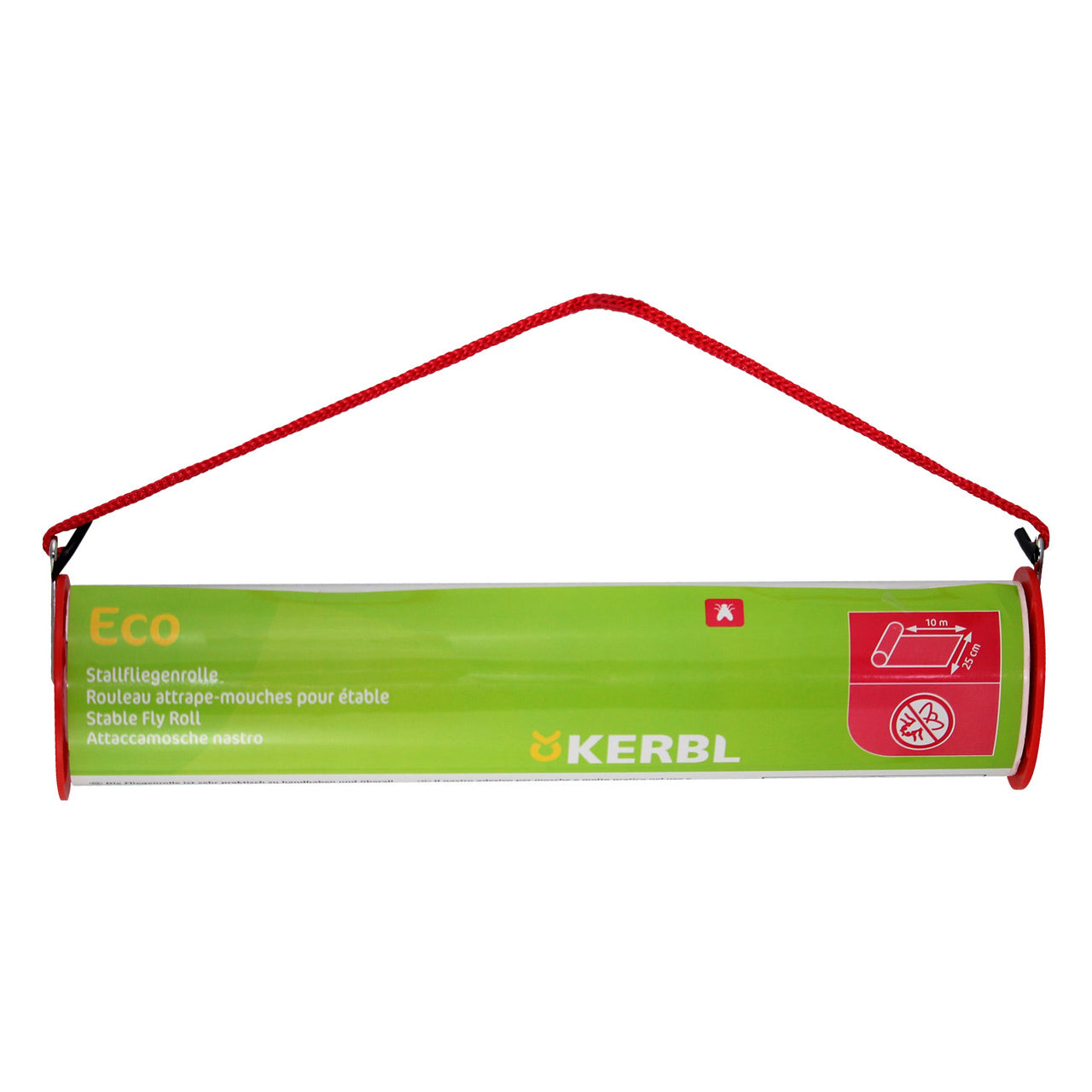 Kerbl Eco Stable Fly Roll (25Cm X 10M) - Insect Trapping Kerbl - Canada