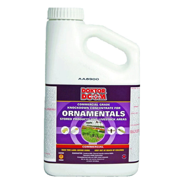 Doktor Doom Barn Spray Concentrate 4L 3.0% Pyr 30.0% Pbo Commercial - Pest Control Doktor Doom - Canada