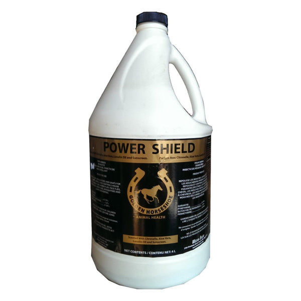 Ghs Power Shield 4L (0.1%pyr 1.0%pbo 0.5%per) - Pest Control Ghs - Canada