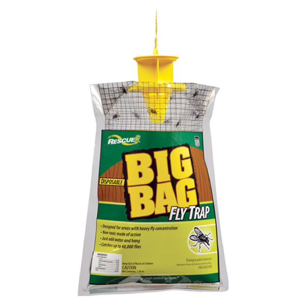 Rescue! fly big bag traps disposable (48 traps)