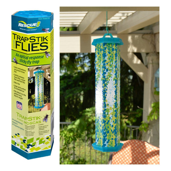 Rescue! Trapstik For Flies (6 Traps) - Pest Control Rescue! - Canada