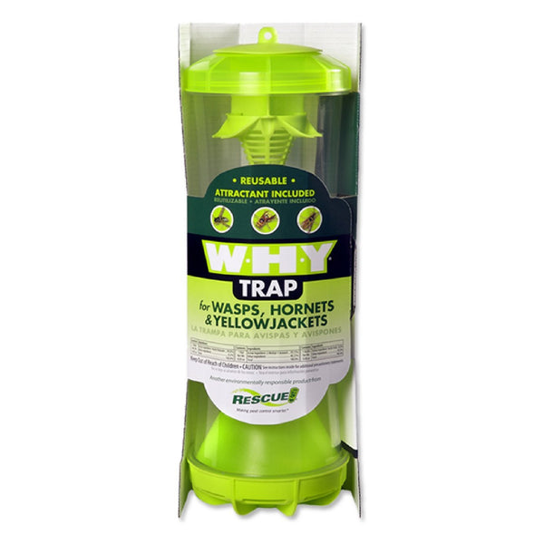 Rescue! W.h.y. Reusable Trap (4 Traps) - Pest Control Rescue! - Canada