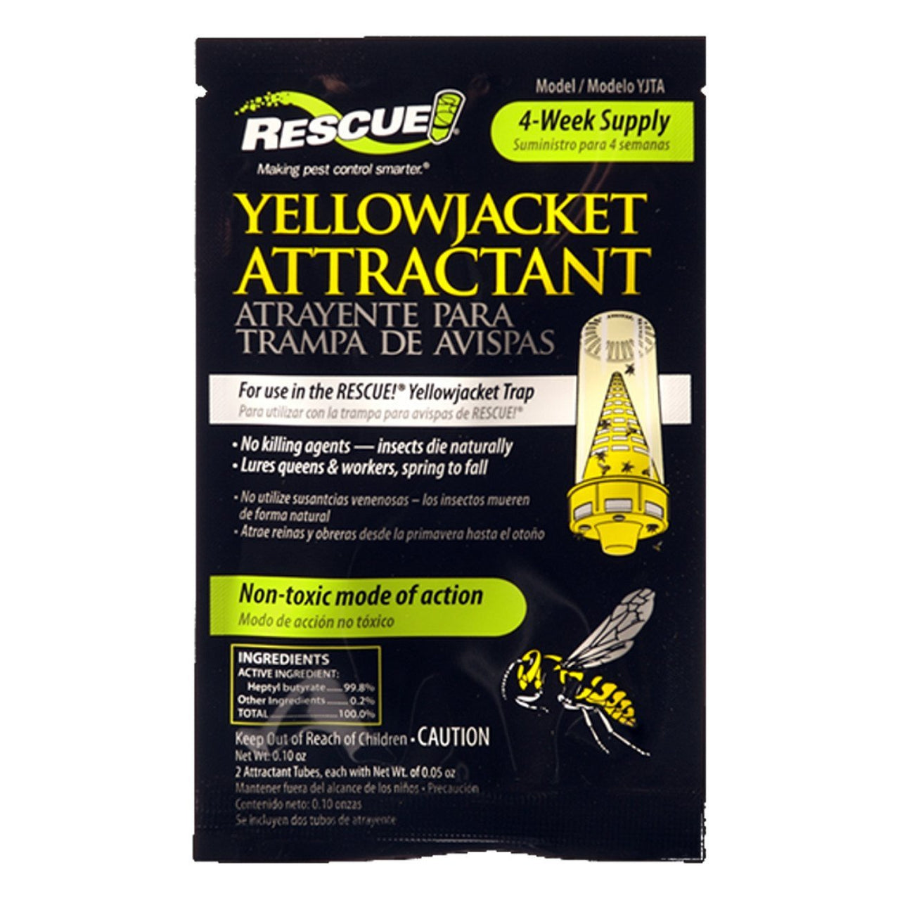 Rescue! Attractant For Reusable W.h.y. Traps (16 Packs) - Pest Control Rescue! - Canada