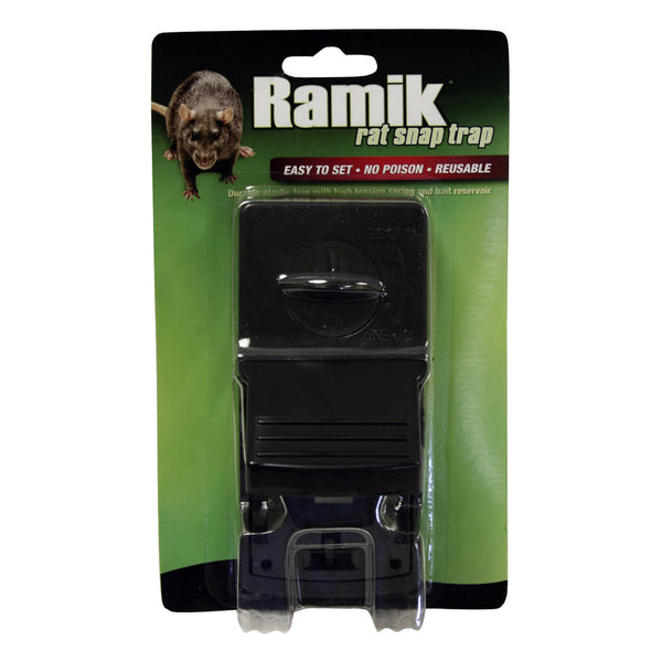 Ramik Rat Snap Trap Plastic 1pk