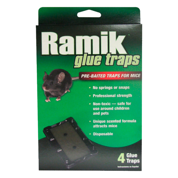 Ramik Glue Traps (4 pack)