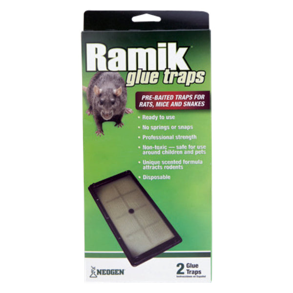 Ramik Rat Glue Traps (2 pack)
