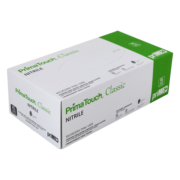 Primed Nitrile Gloves Powder Free Extra Large (150 Per Box) - Nitrile Gloves Primed - Canada