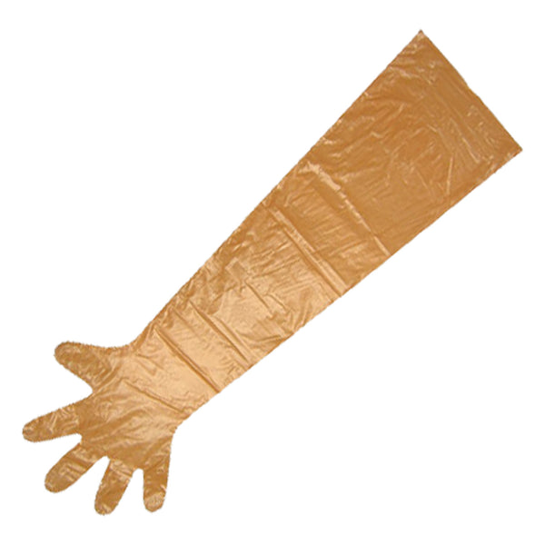 Vetbasic Disposable Gloves 90 Cm - Obstetrical Gloves Kerbl - Canada