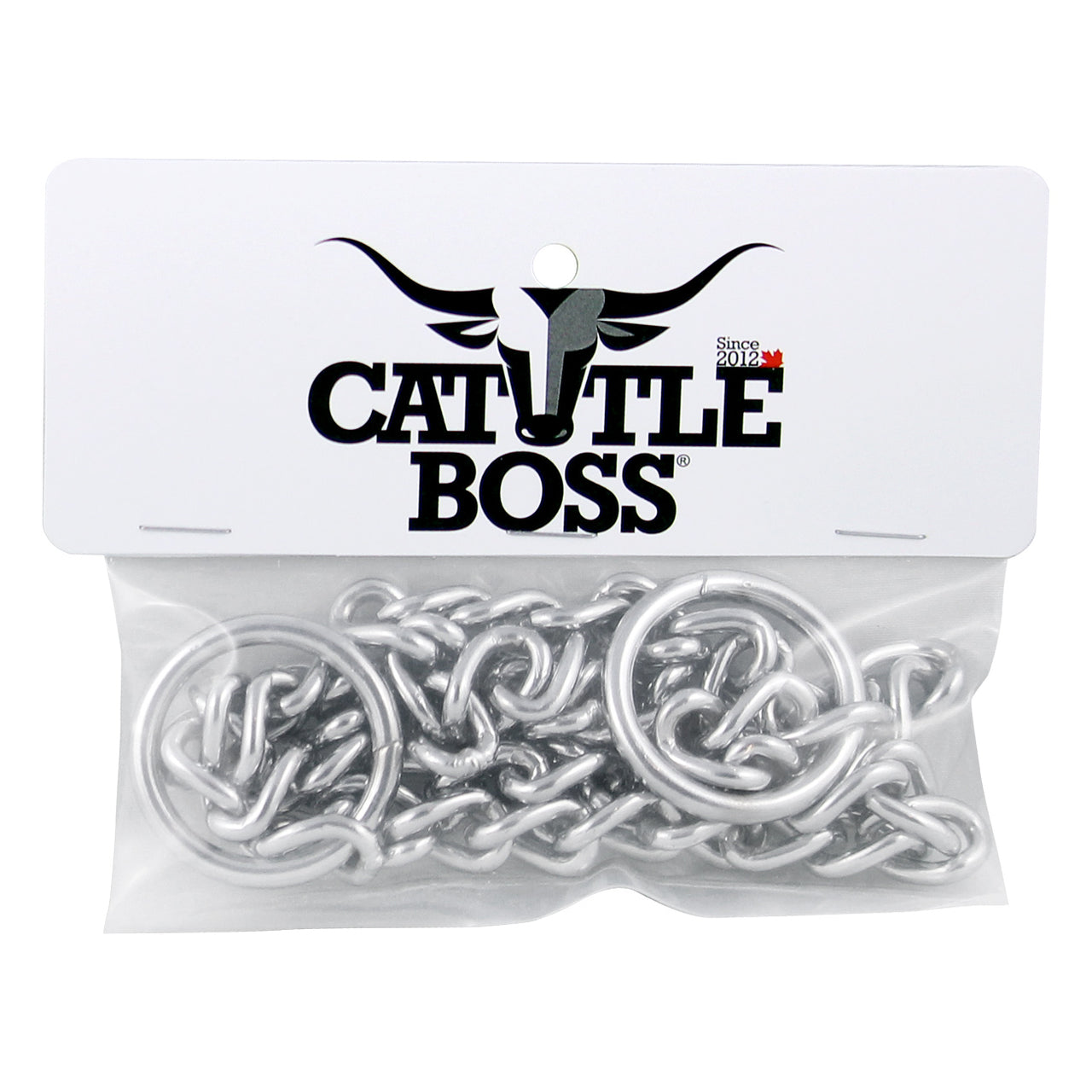 Cattle Boss Stainless Steel Ob Chain 60 Inch - Obstetrical Chain Cattle Boss - Canada