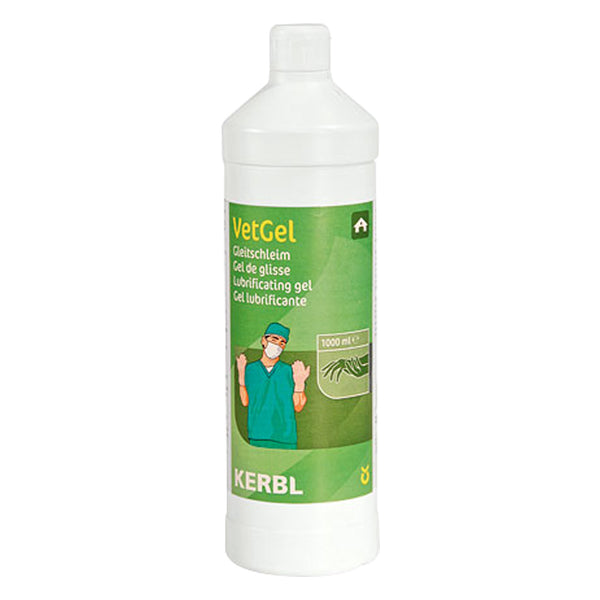 Kerbl VetGel lubricating gel 1L