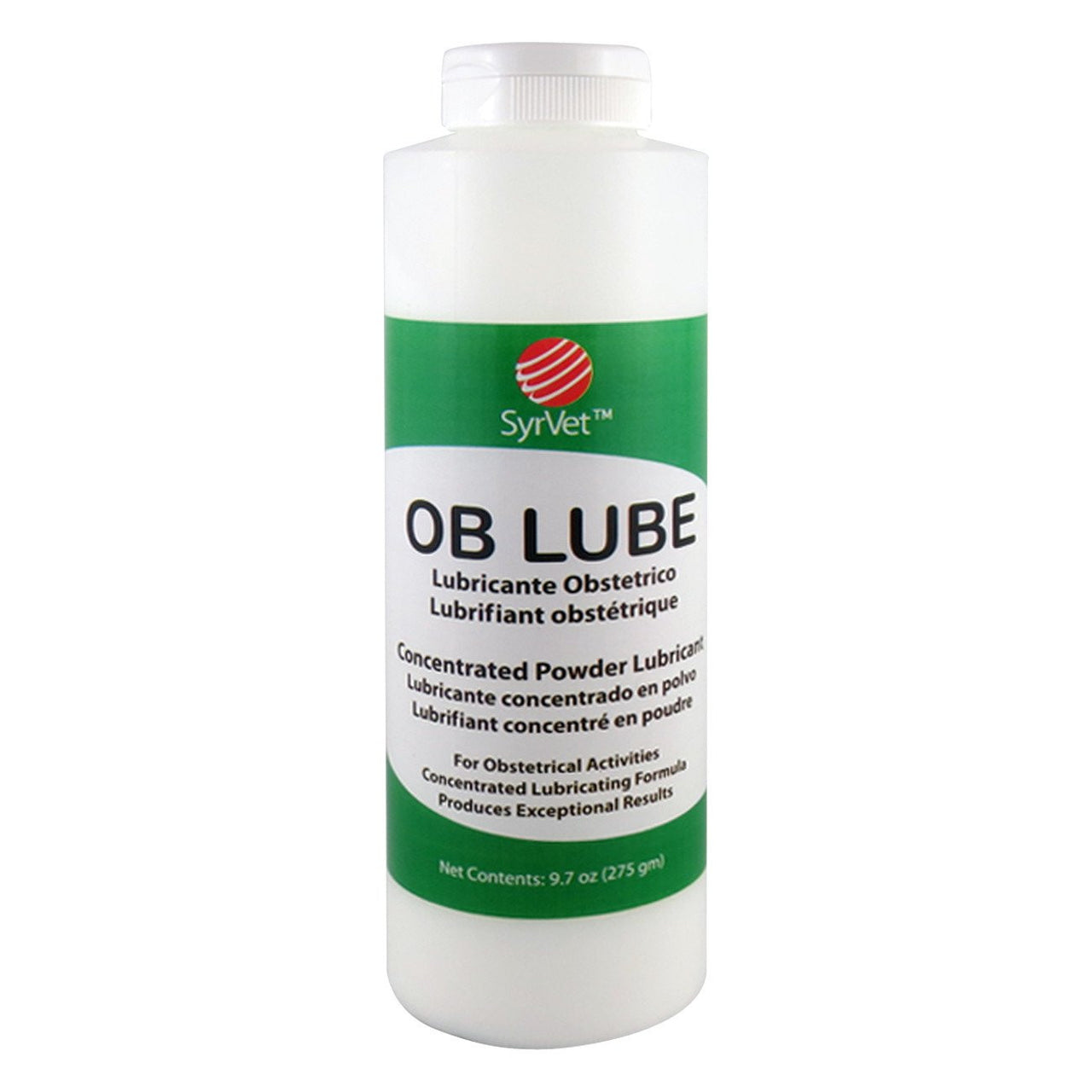 Syrvet OB lube powder 275g