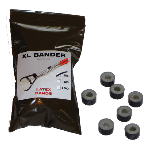 Wadsworth Xl-Bander Rings (25 Pack) - Castration Banders Wadsworth - Canada