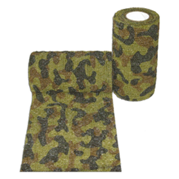 "Andover Powerflex 4""x15' woodland camo"