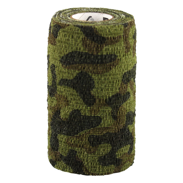 "Andover Powerflex 4""x15' camo colour pack"