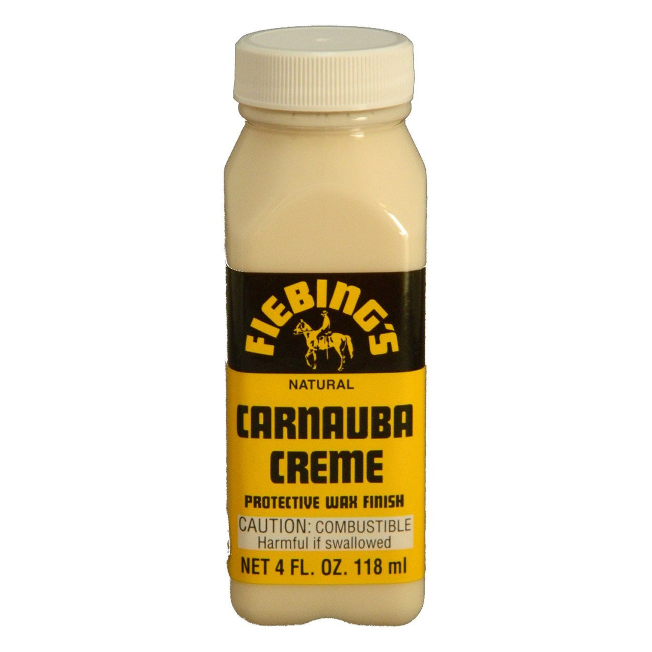 Fiebings Carnauba Cràöme 118Ml - Leather Care Fiebings - Canada