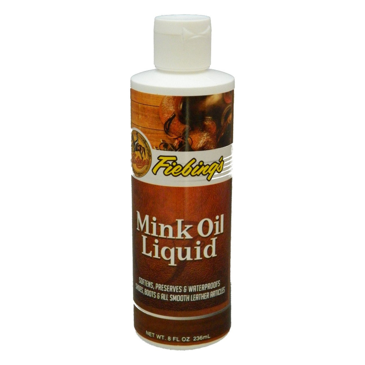 Fiebings Mink Oil Liquid 236Ml - Leather Care Fiebings - Canada