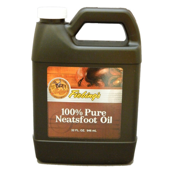 Fiebings Pure Neatsfoot Oil 946Ml - Leather Care Fiebings - Canada