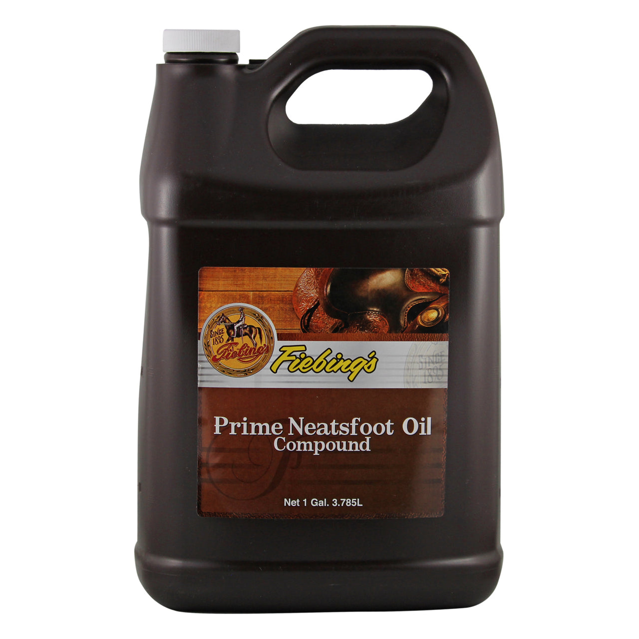 Fiebings Pure Neatsfoot Oil 3.785L - Leather Care Fiebings - Canada