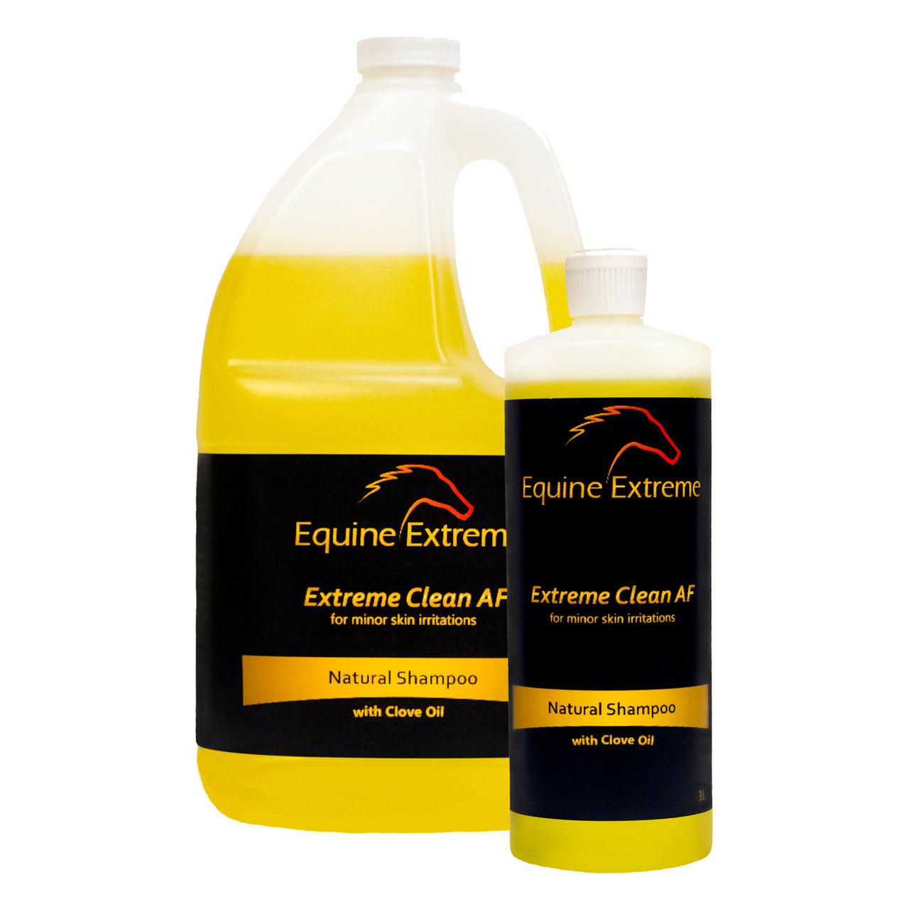 Equine Extreme Extreme Clean Anti-Fungal Shampoo 1L - Stable Cleaning Equine Extreme - Canada
