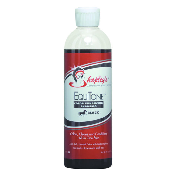 Shapley's equitone blackening shampoo 473ml bottle