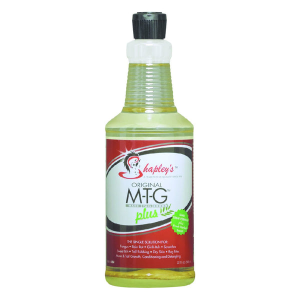 Shapleys Original M-T-G Plus 946 Ml - Equine Care Shapleys - Canada