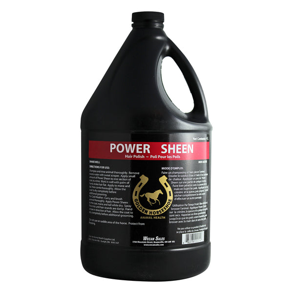 GHS Power Sheen hair polish 4L