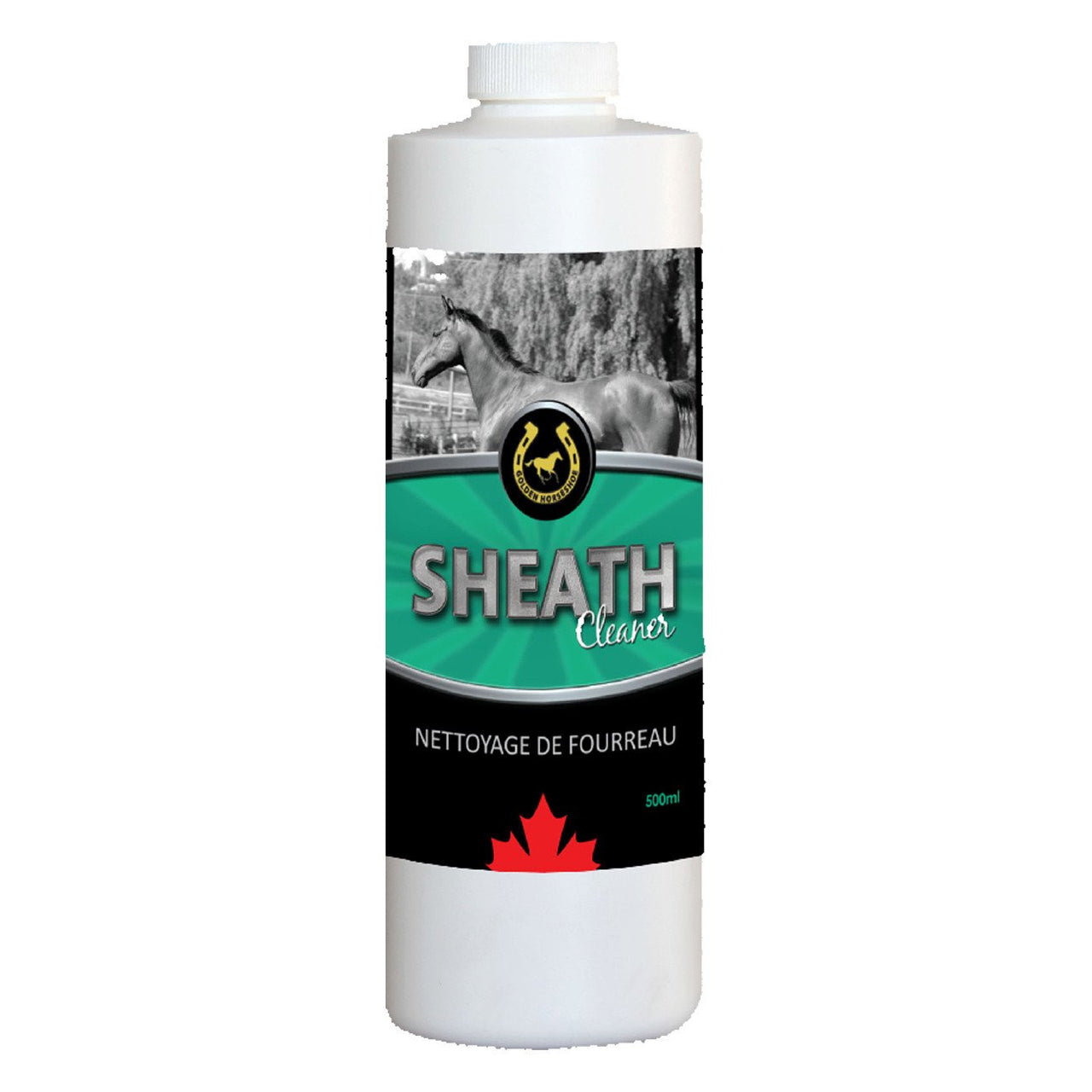 Ghs Sheath Cleaner 500Ml - Equine Care Ghs - Canada