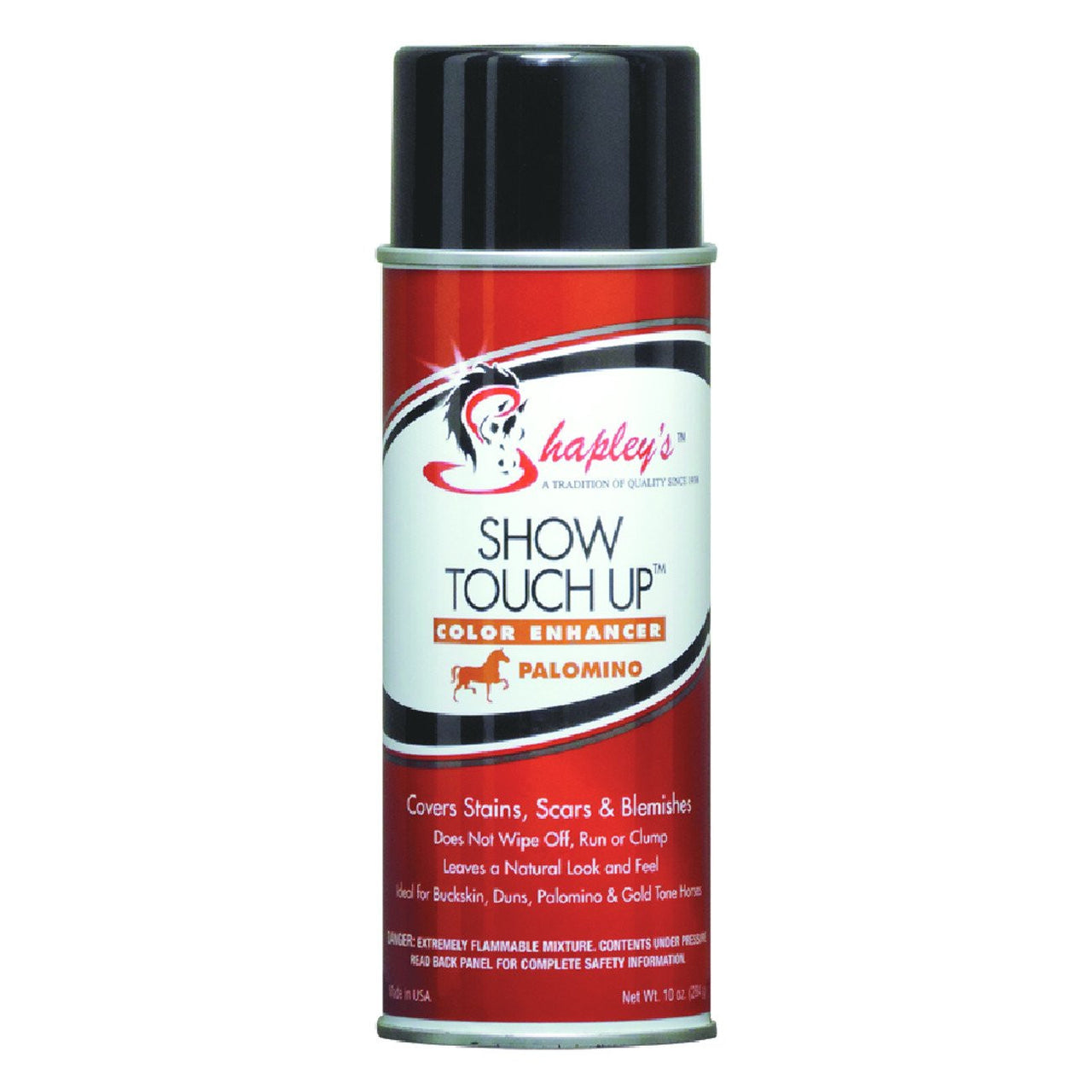 Shapleys Show Touch Up 295Ml Aerosol Spray Palomino - Equine Care Shapleys - Canada