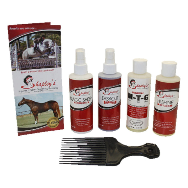 Shapleys Grooming Kit - Equine Care Shapleys - Canada